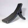 FP 5.04 F012/N Black Old Style Push Handle