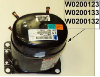 Crathco Part W0200135 Compressor